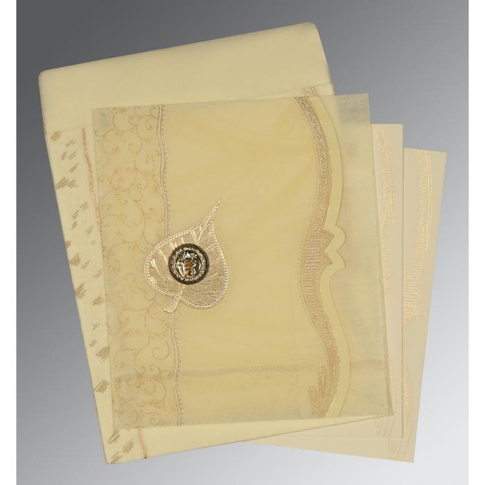 Sikh Wedding Invitation - S-8210C