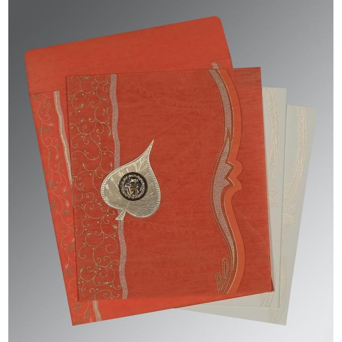 Sikh Wedding Invitation - S-8210F