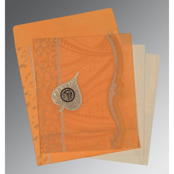 Sikh Wedding Invitation - S-8210L