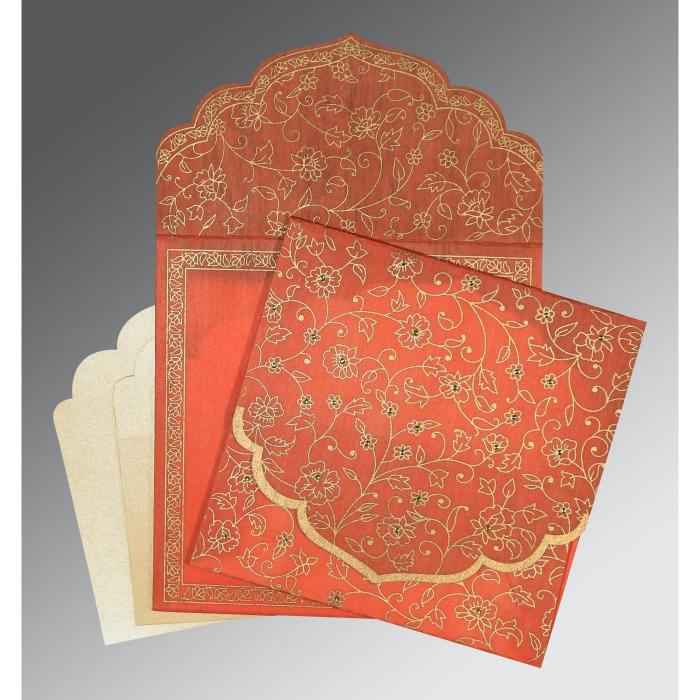 Sikh Wedding Invitation - S-8211F
