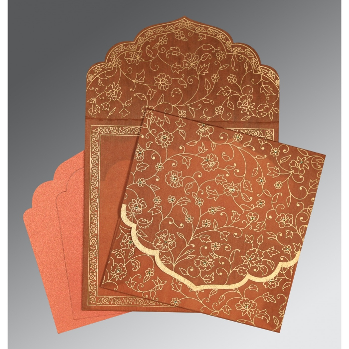 Sikh Wedding Invitation - S-8211H