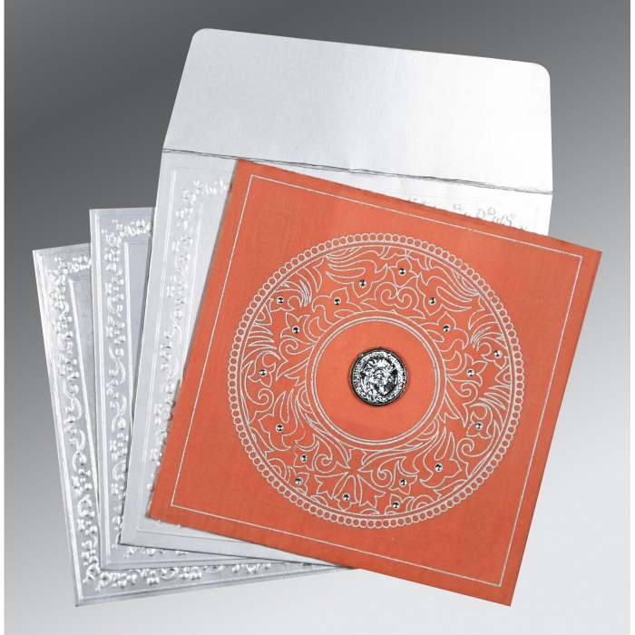 Sikh Wedding Invitation - S-8214M