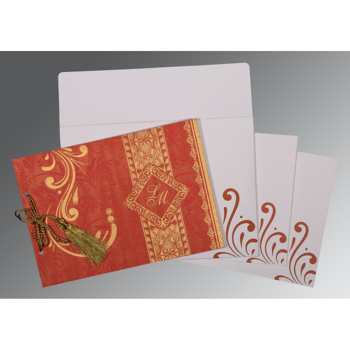 Sikh Wedding Invitation - S-8223C