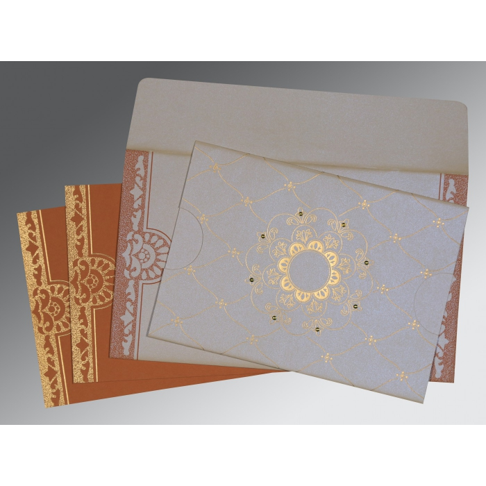 Sikh Wedding Invitation - S-8227L
