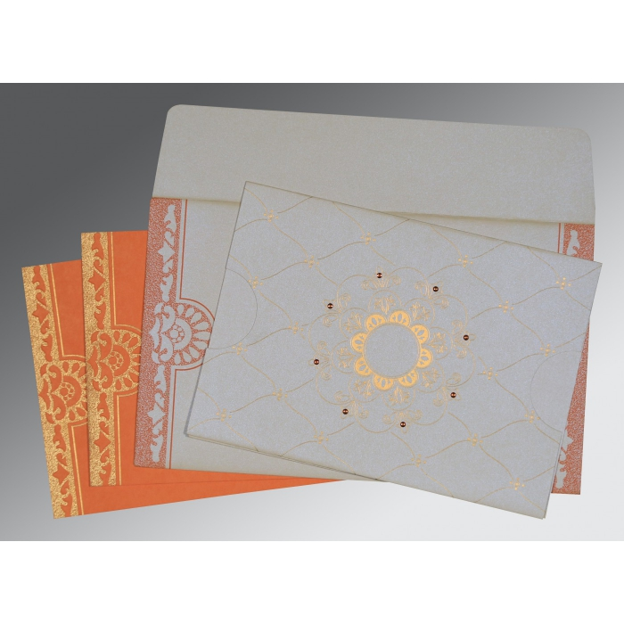 Sikh Wedding Invitation - S-8227N