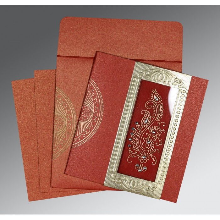 Sikh Wedding Invitation - S-8230N