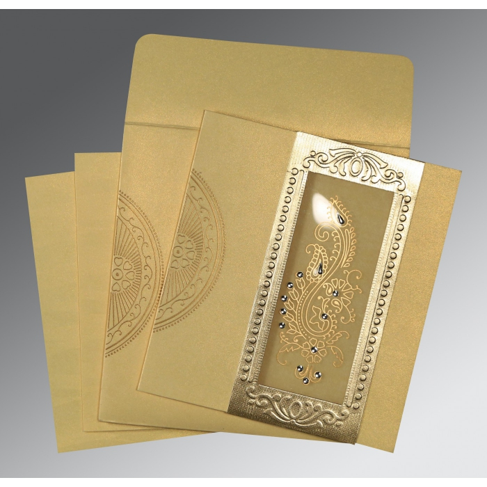 Sikh Wedding Invitation - S-8230P
