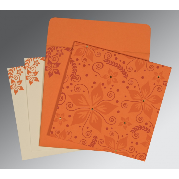 Sikh Wedding Invitation - S-8240K
