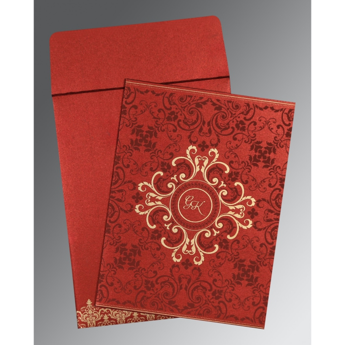 Sikh Wedding Invitation - S-8244E