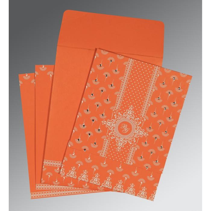 Sikh Wedding Invitation - S-8247I