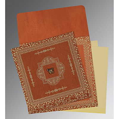 Sikh Wedding Invitation - S-1050