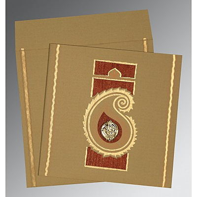 Sikh Wedding Invitation - S-1187
