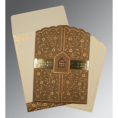 Sikh Wedding Invitation - S-1422