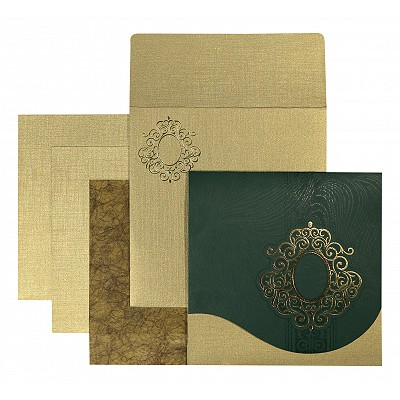 Sikh Wedding Invitation - S-1545