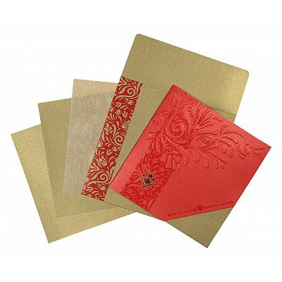 Rustic Wedding Invitations - RU-1548