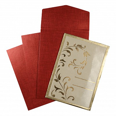 Rustic Wedding Invitations - RU-1563