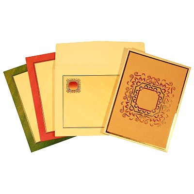 Sikh Wedding Invitation - S-1640