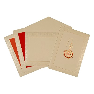 Sikh Wedding Invitation - S-1684