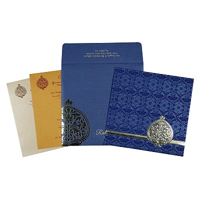 Sikh Wedding Invitation - S-1689