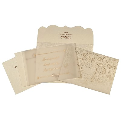 Rustic Wedding Invitations - RU-1700