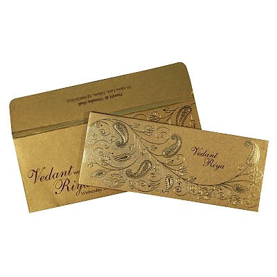 Sikh Wedding Invitation - S-1726