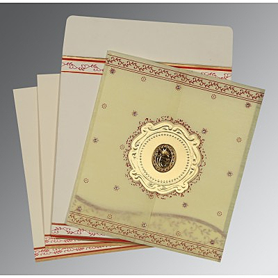 Sikh Wedding Invitation - S-8202E
