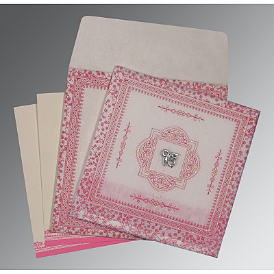 Sikh Wedding Invitation - S-8205A