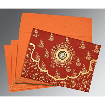 Sikh Wedding Invitation - S-8207B