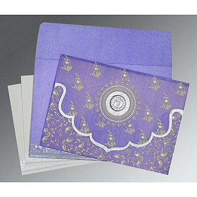 Sikh Wedding Invitation - S-8207D