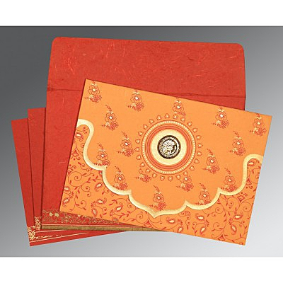 Sikh Wedding Invitation - S-8207E