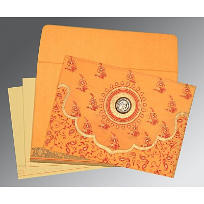 Sikh Wedding Invitation - S-8207J