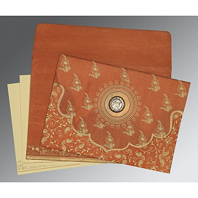 Sikh Wedding Invitation - S-8207N