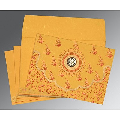 Sikh Wedding Invitation - S-8207O