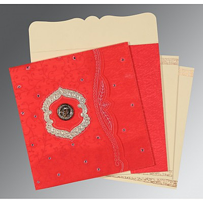 Sikh Wedding Invitation - S-8209I