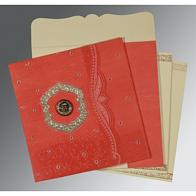 Sikh Wedding Invitation - S-8209M