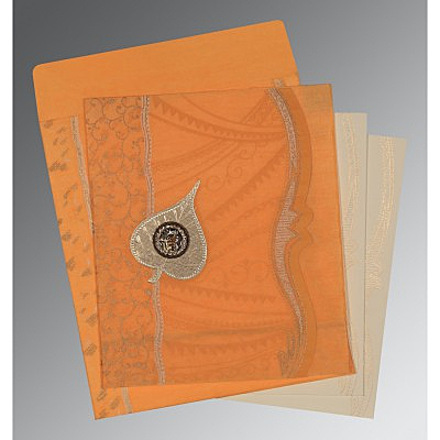 Sikh Wedding Invitation - S-8210L