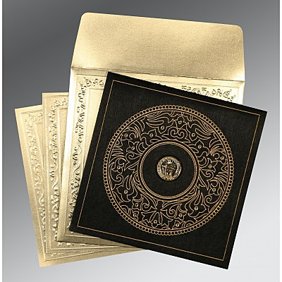 Sikh Wedding Invitation - S-8214D