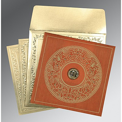 Sikh Wedding Invitation - S-8214E