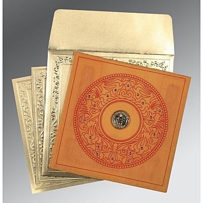 Sikh Wedding Invitation - S-8214H