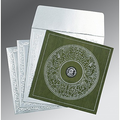 Sikh Wedding Invitation - S-8214L