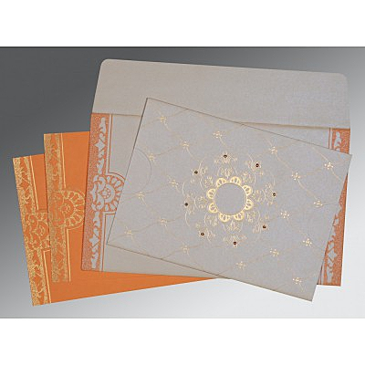 Sikh Wedding Invitation - S-8227D