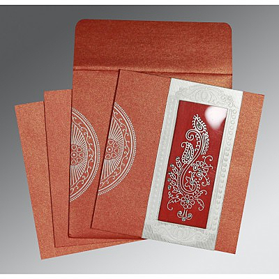 Sikh Wedding Invitation - S-8230C