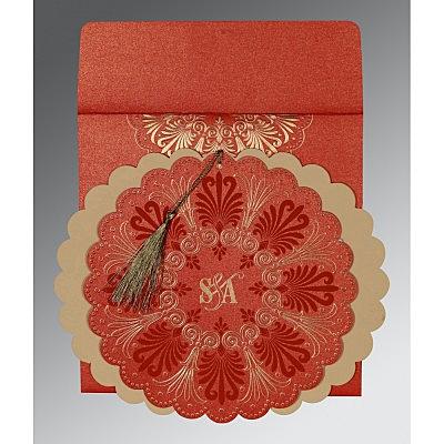 Rustic Wedding Invitations - RU-8238I