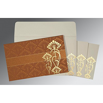 Sikh Wedding Invitation - S-8239H