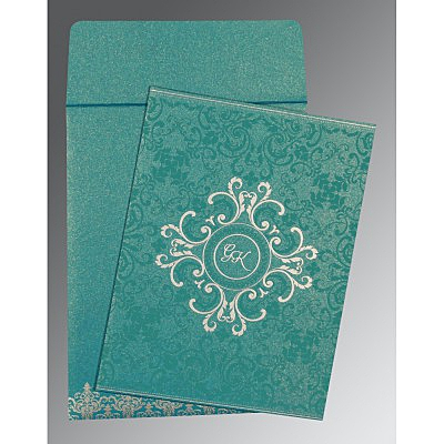 Sikh Wedding Invitation - S-8244C