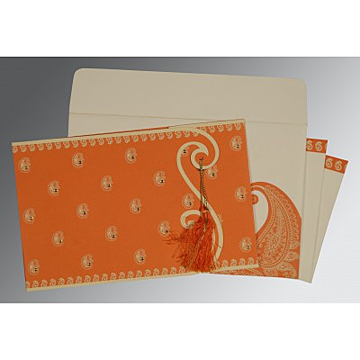 Sikh Wedding Invitation - S-8252D