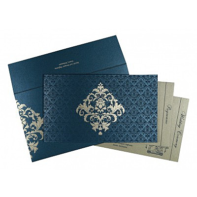 Sikh Wedding Invitation - S-8257G