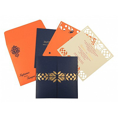 Sikh Wedding Invitation - S-8260F