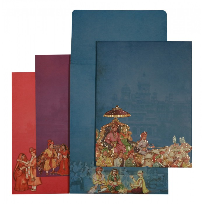 South Indian Cards - SO-1569