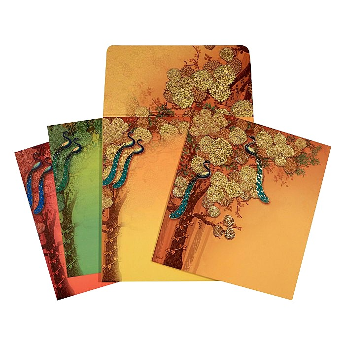 South Indian Cards - SO-1613